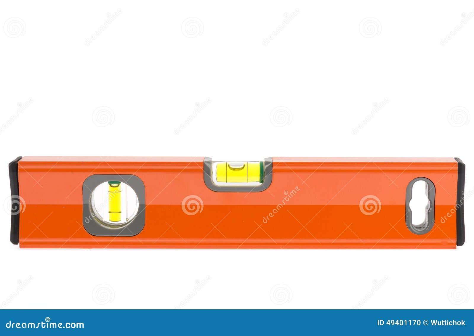 Download Orange Geistniveau stockfoto. Bild von orange, maurer - 49401170