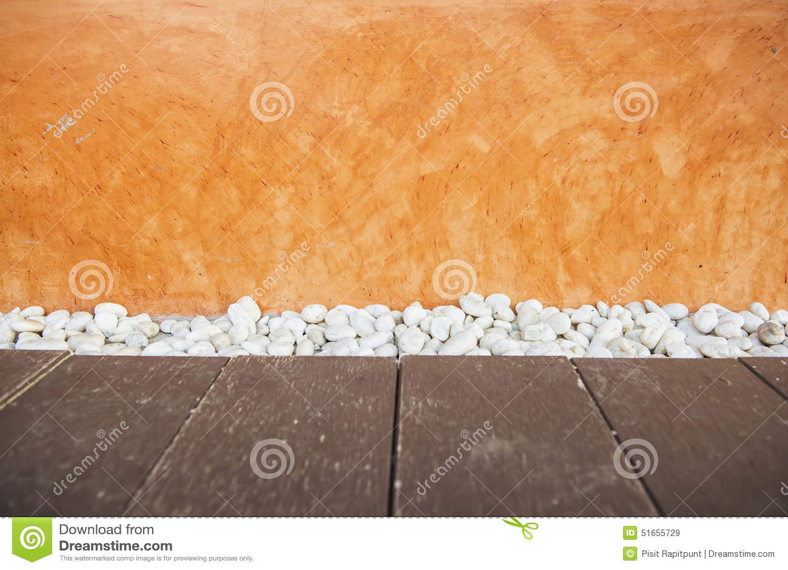 Orange Cement Wall : Orange grunge concrete wall textured and background stock