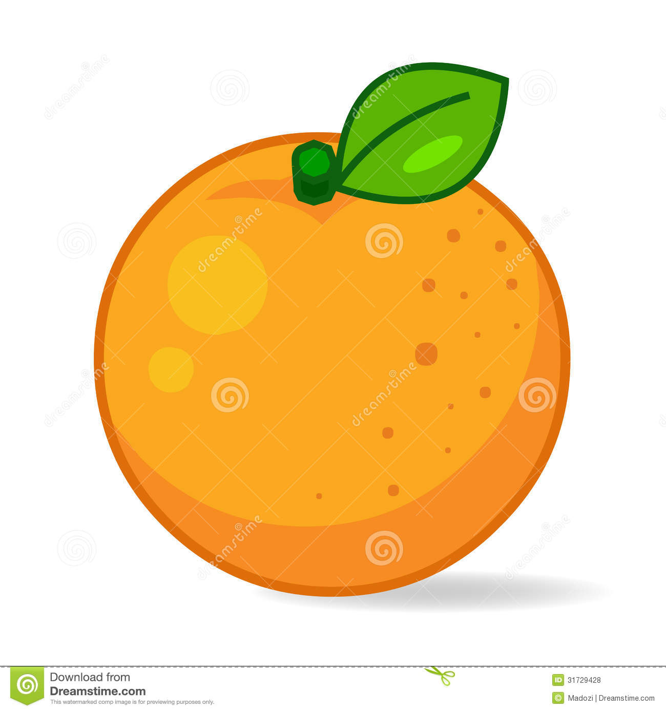 Orange Illus... Harvest Background Design Graphic