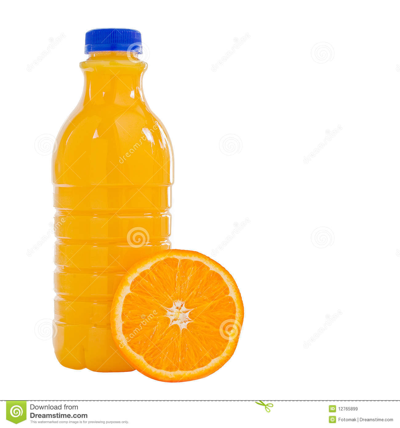 Orange Juice Bottle Royalty Free Stock Images - Image ...