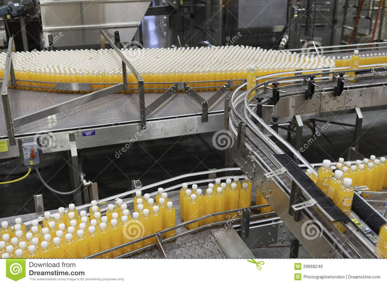 Conveyor Belt Food Service