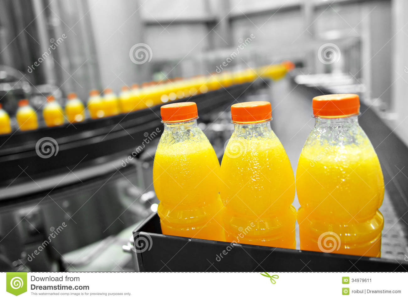 Orange Juice Factory
