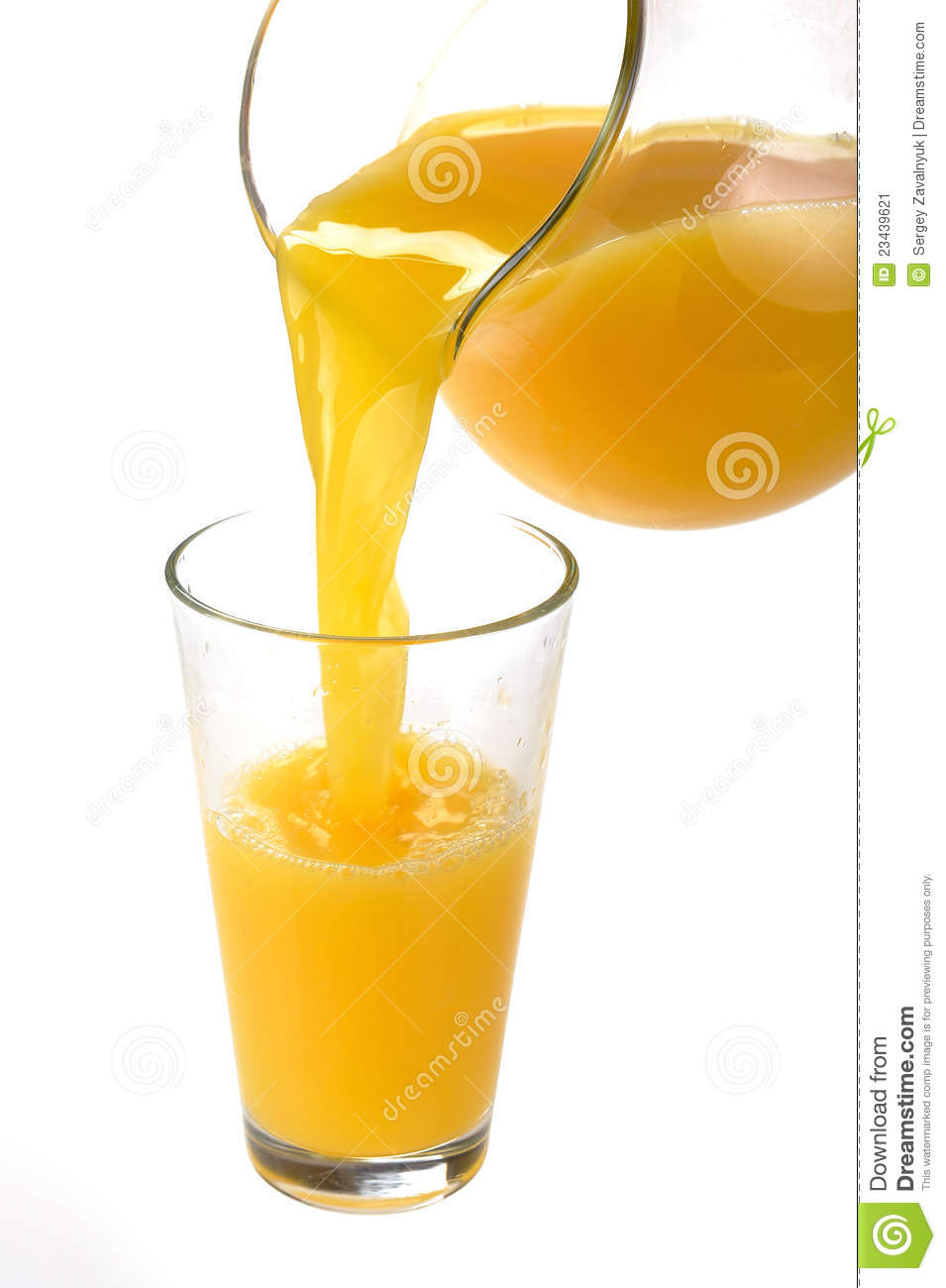 More similar stock images of ` Orange juice is poured `