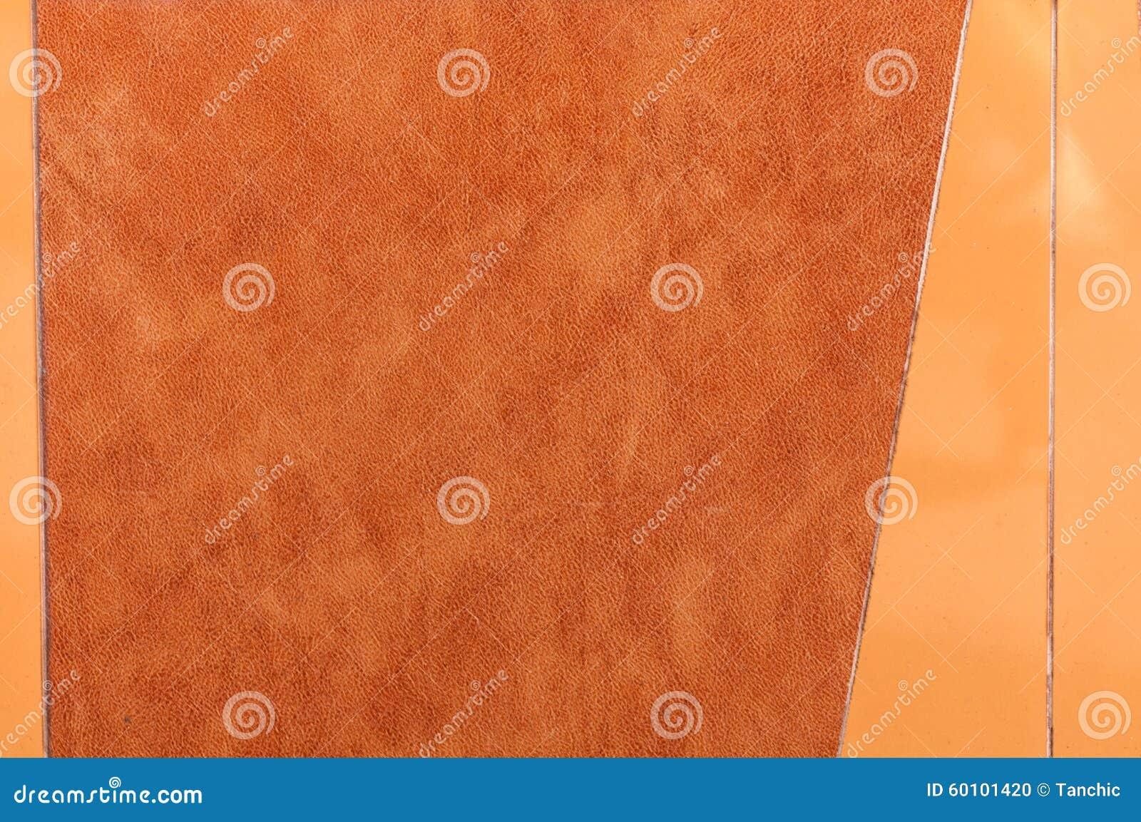 Orange Keramikziegel