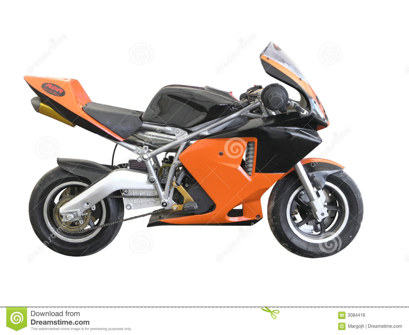 Pocket Bike stock photo. Image of circuit, riding, little - 814834