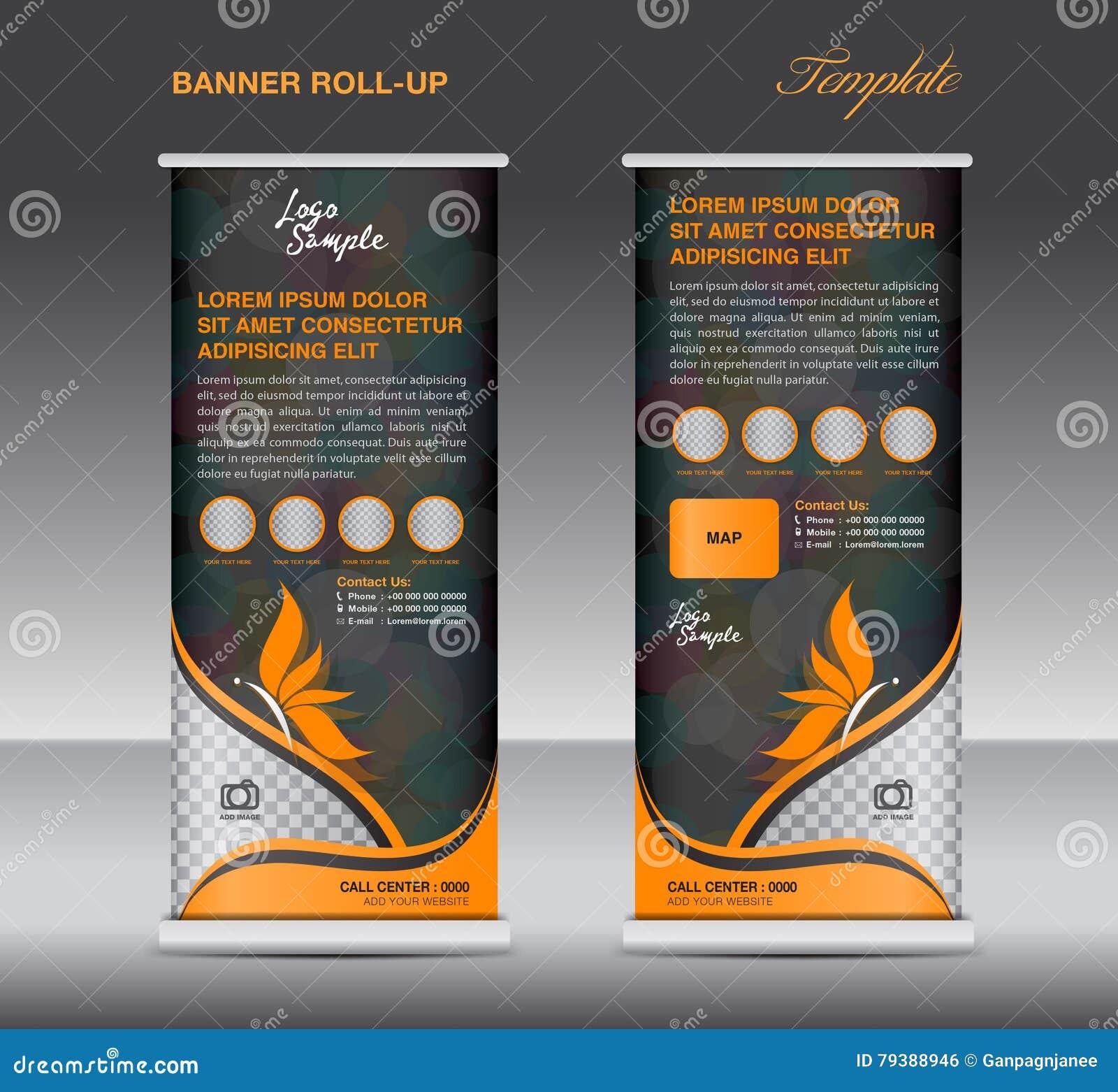 pop up banner design