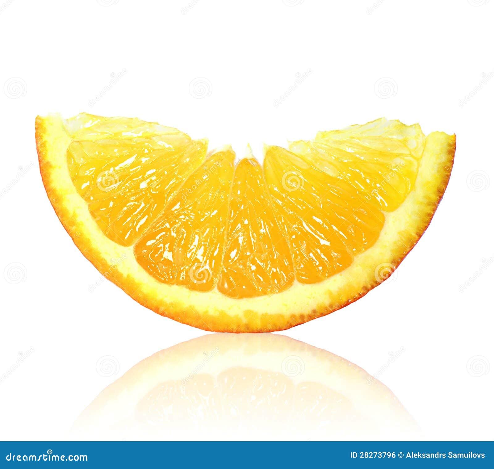 Kiwi Slice Vector Oran...