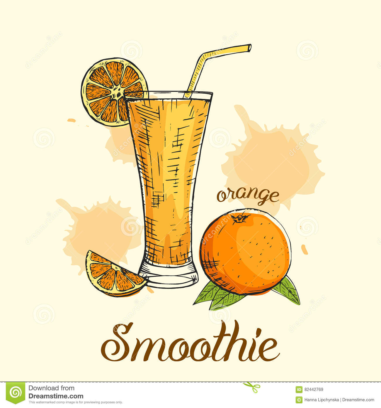 For restaurant pictures graphics illustrations clipart photos - Royalty Free Vector Banner Bar Design Glass Graphic Illustration Menu Orange Poster Restaurant Smoothie Straw Vector
