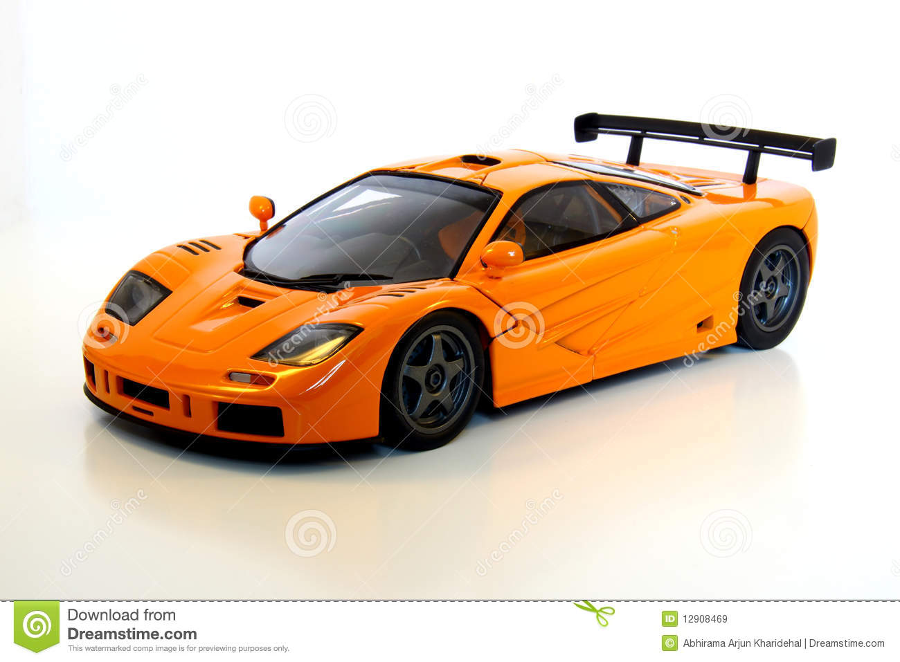 Clipart Orange Car