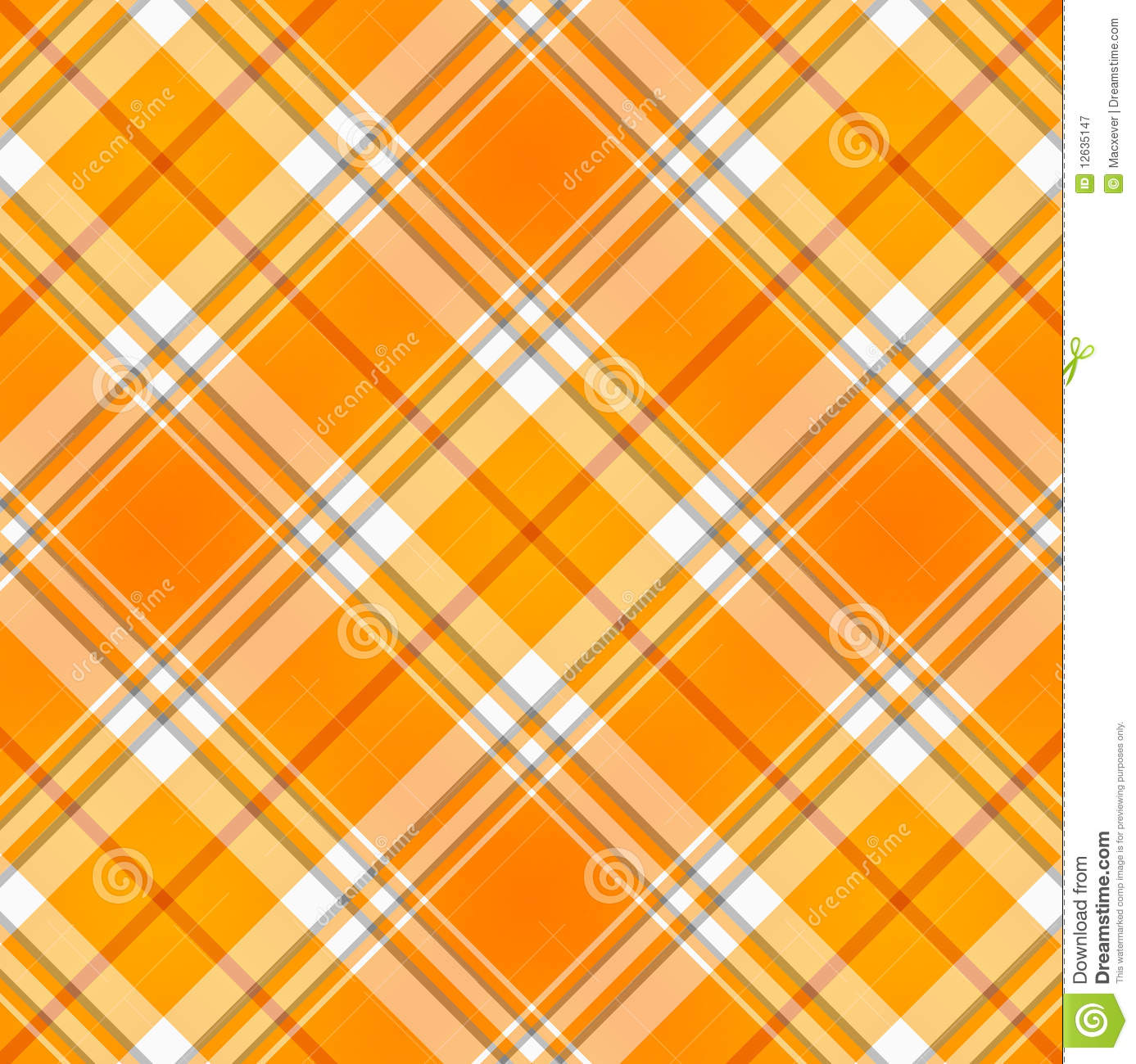 yellow tartan wallpaper