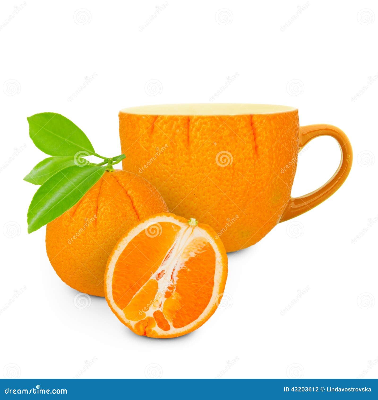 Download Orange tea arkivfoto. Bild av drink, naturligt, kultur - 43203612