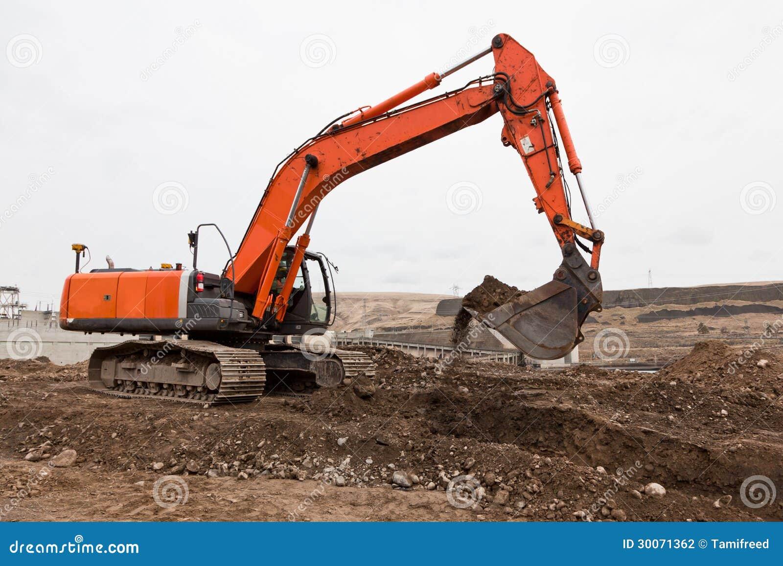 dirt machine