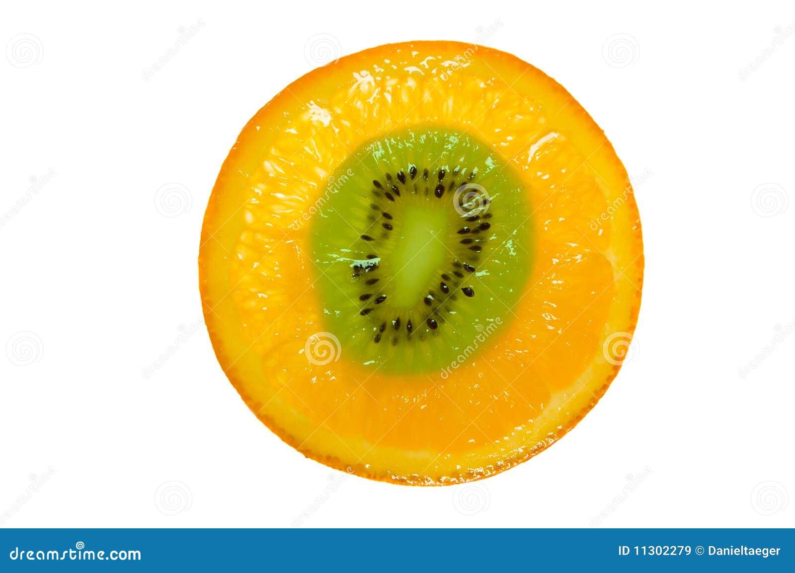Orange Veränderung