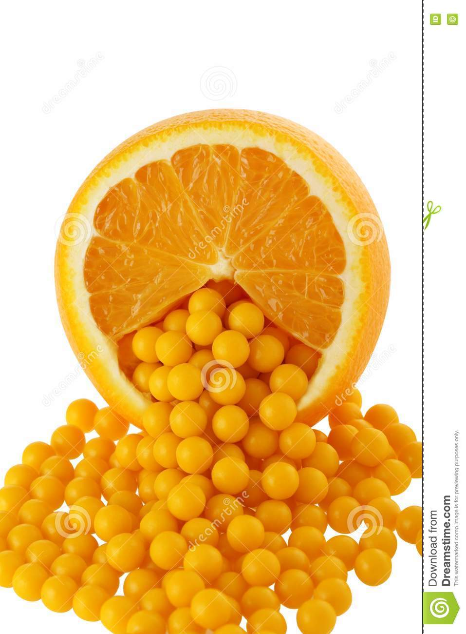 orange and vitamin c solution Standardized dye solution can be used to measure unknown vitamin c content in fruit juices 7) prepare juice samples: samples of fresh, unopened orange juice will be available, as well as samples of old, pre-opened juice.