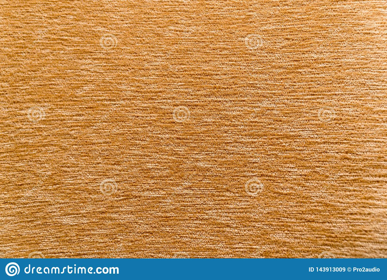 Orange wool texture for background