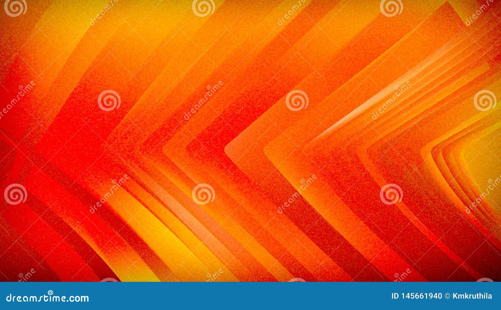 Orange Yellow Red Beautiful elegant Illustration graphic art design Background