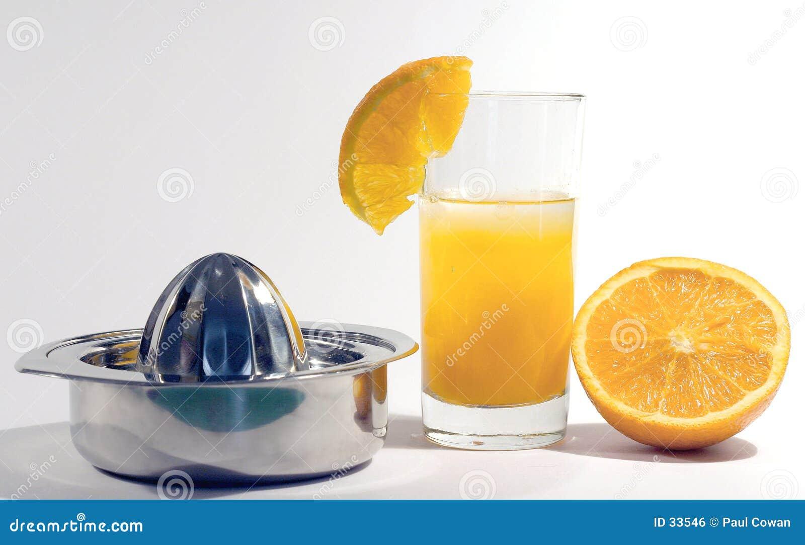 Download Orangensaft stockfoto. Bild von köstlich, frisch, nett, segment - 33546