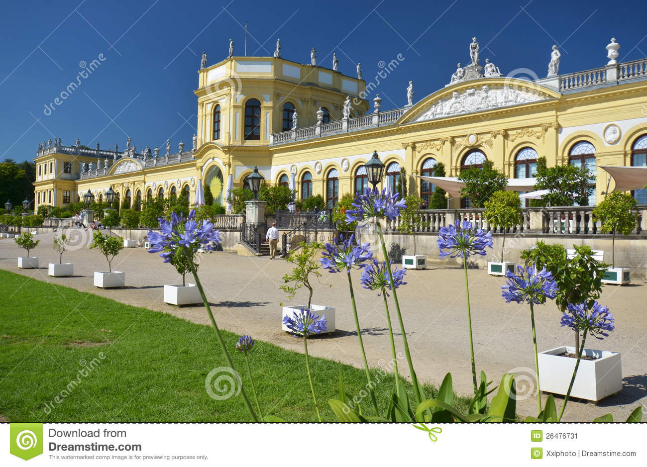 Orangerie in kassel germany editorial photo image 26476731 for Depot kassel city point