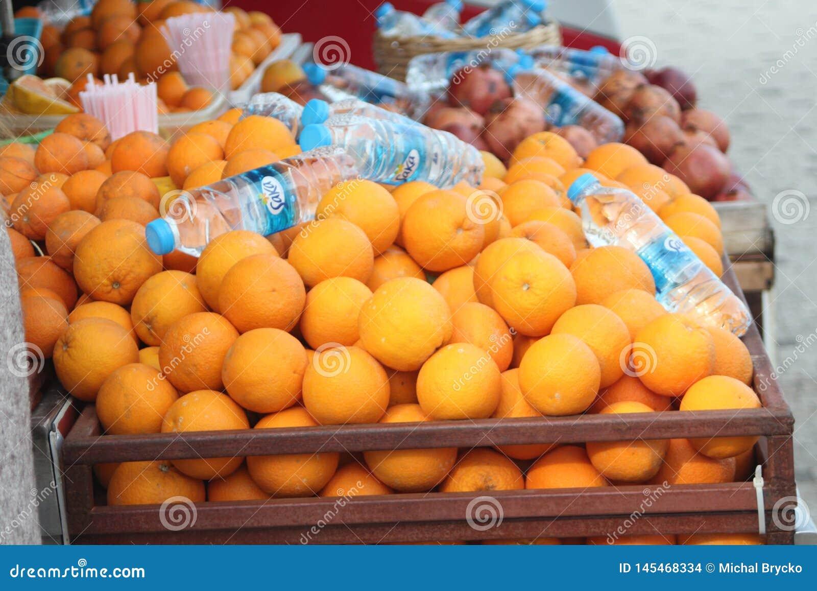Oranges ? acheter !