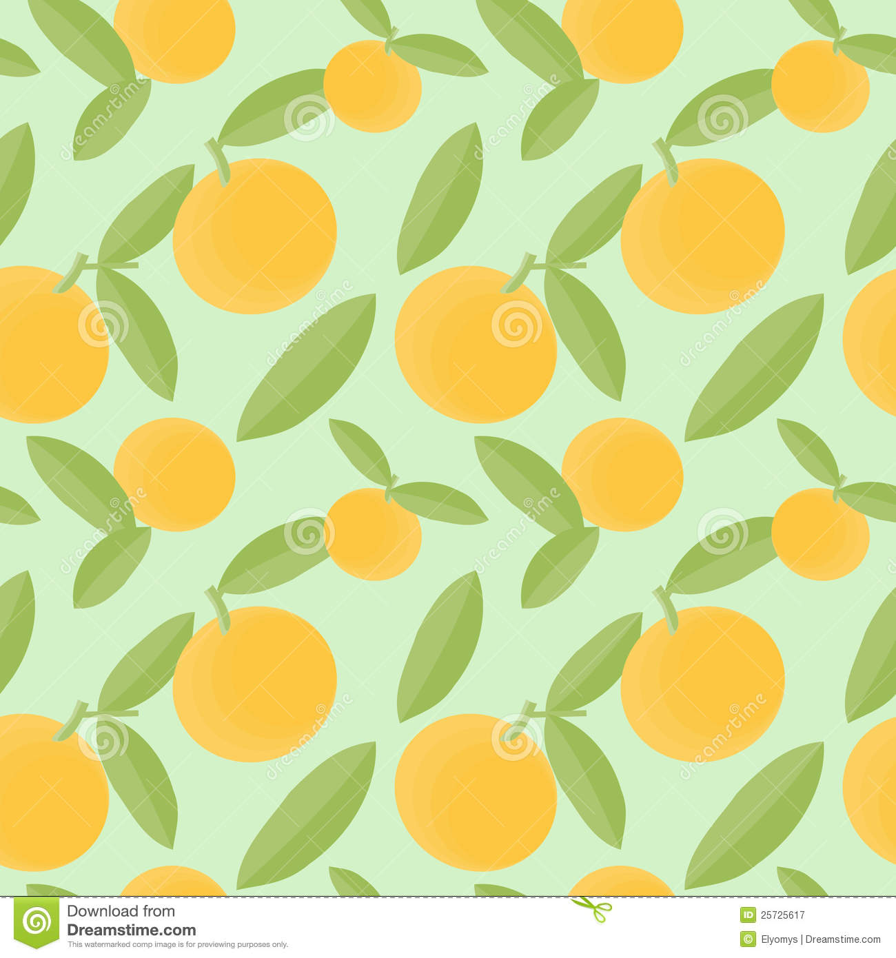Oranges Pattern Royalty Free Stock Photography - Image ...