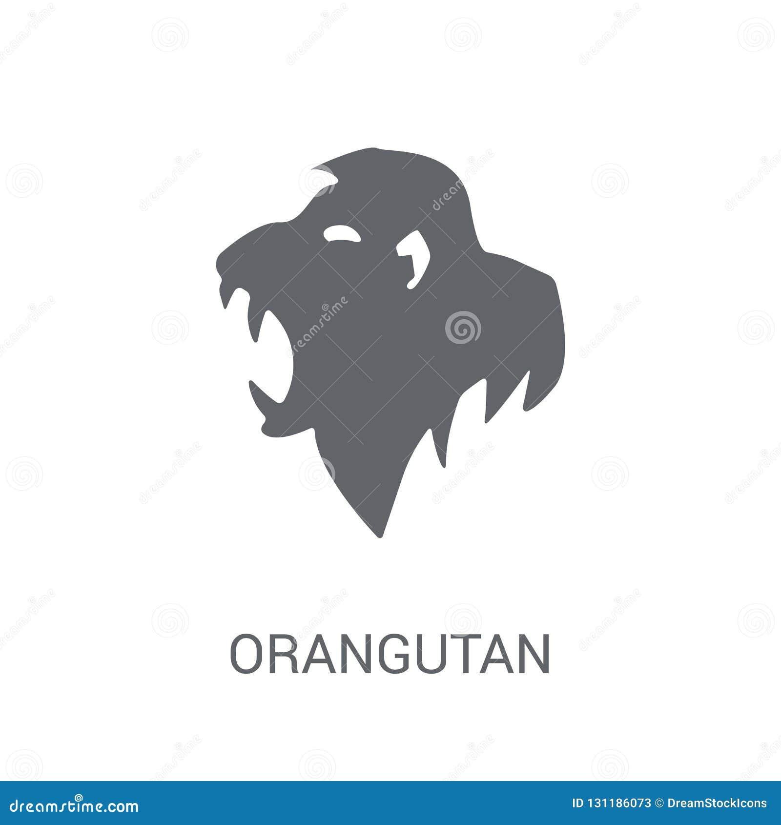 Orangoetanpictogram