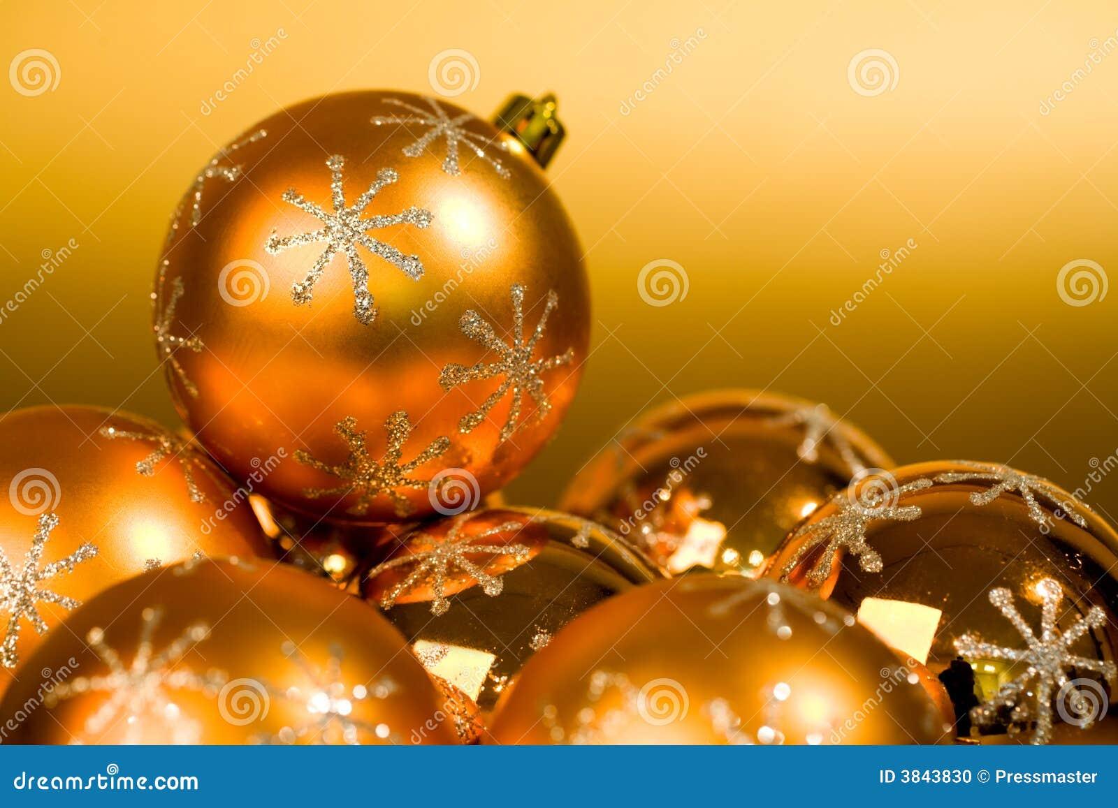 Oranje ballen