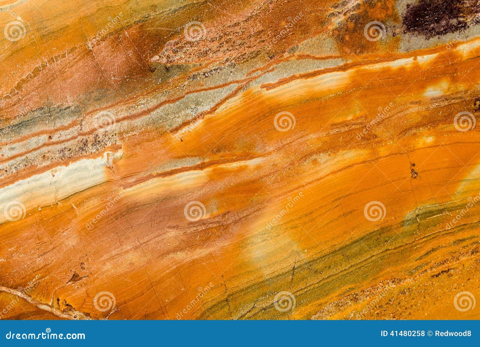 Oranje bruin en wit opgepoetst graniet stock foto afbeelding 41480258 - Kussen oranje en bruin ...