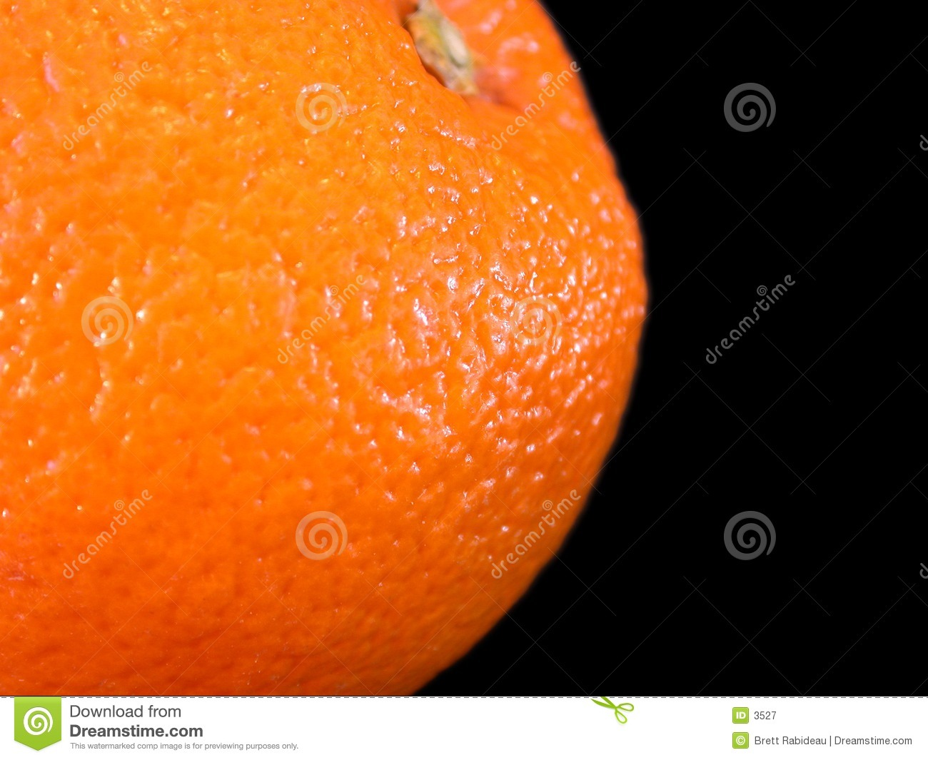 Oranje Close-up