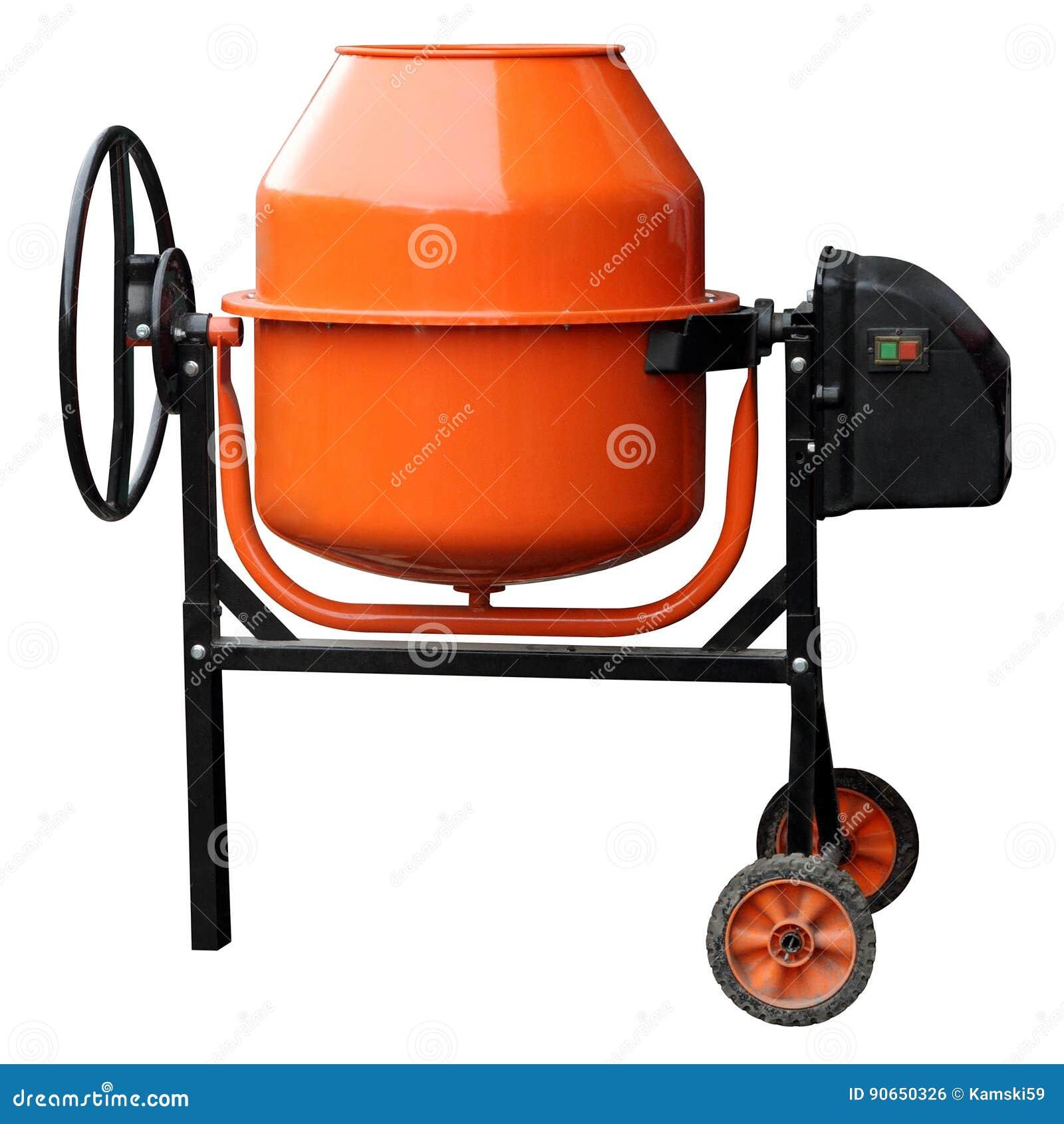 Oranje Concrete mixer