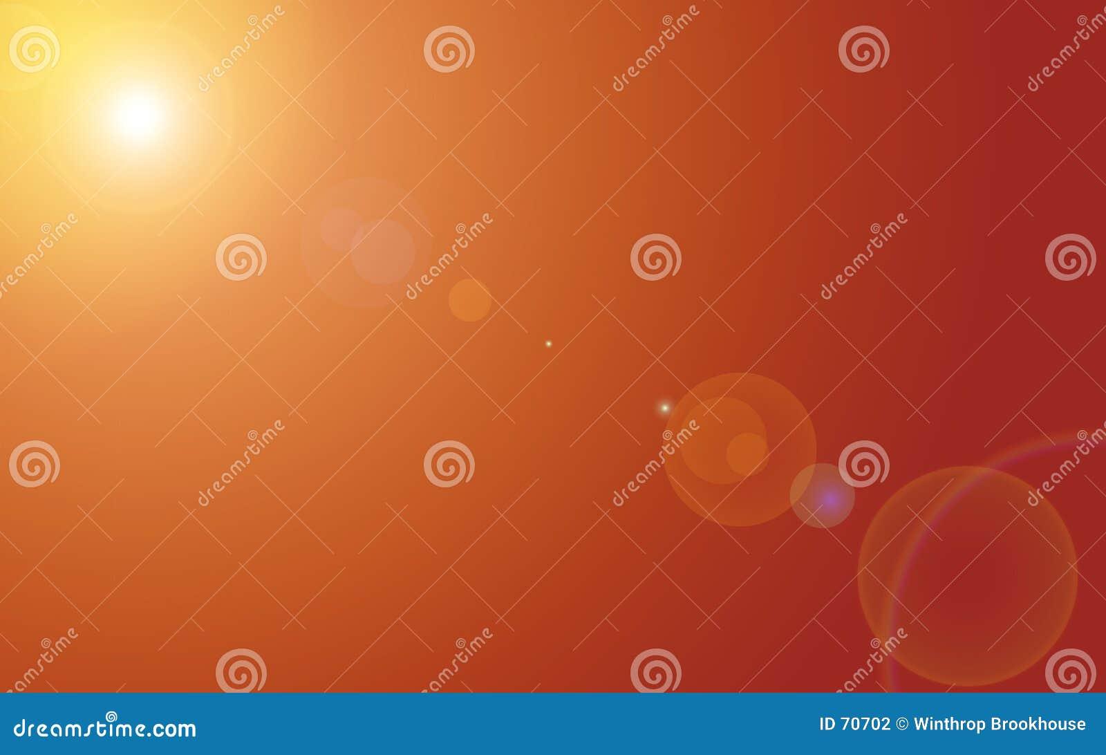 Oranje Hemel