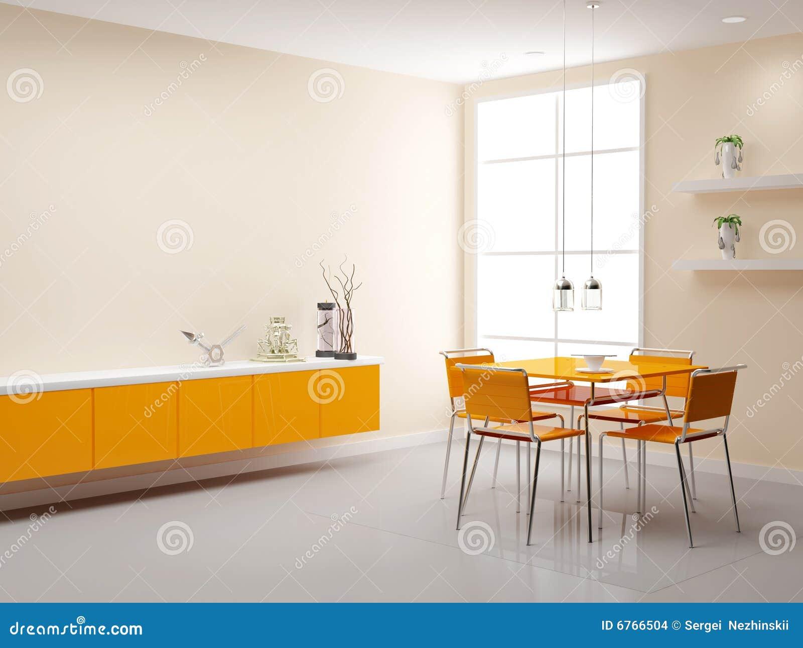 Moderne oranje keuken stock foto's– 139 moderne oranje keuken ...