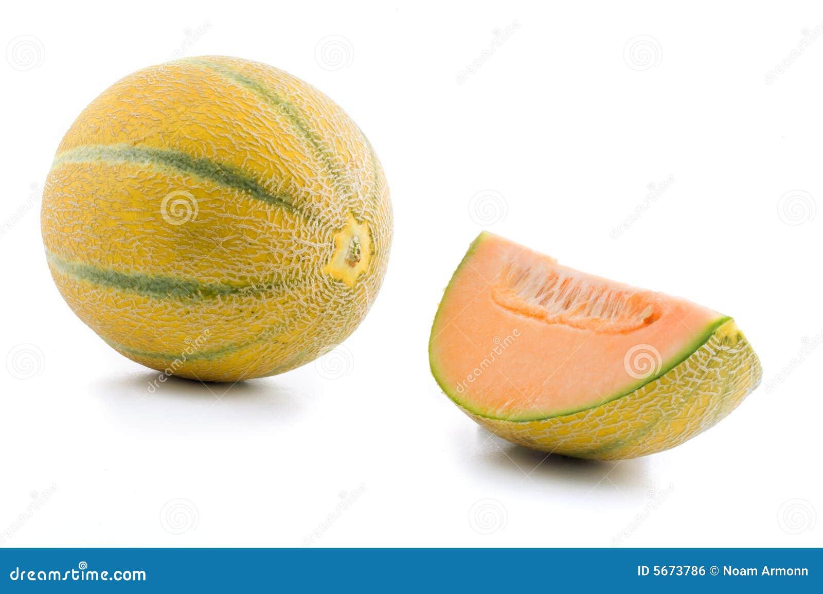 meloen oranje