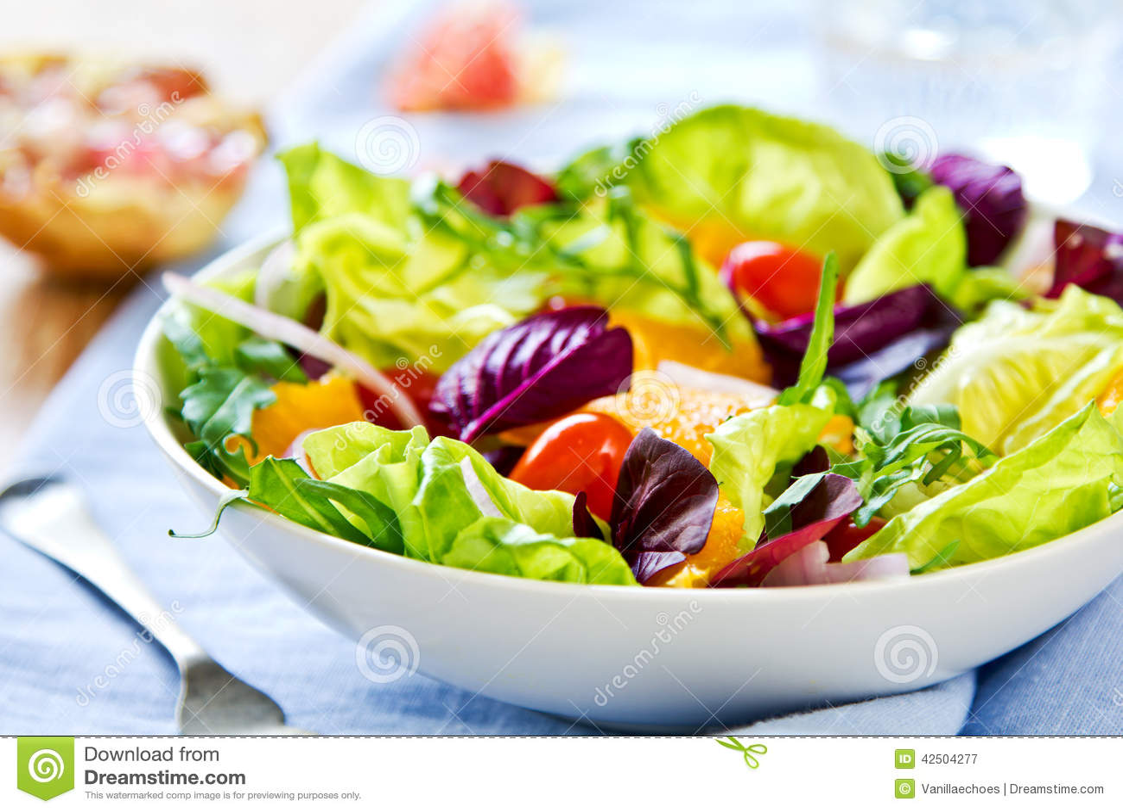 Oranje Salade