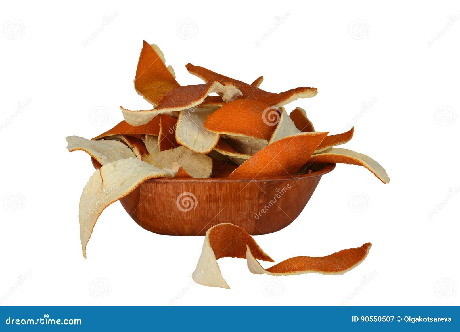Oranje schil