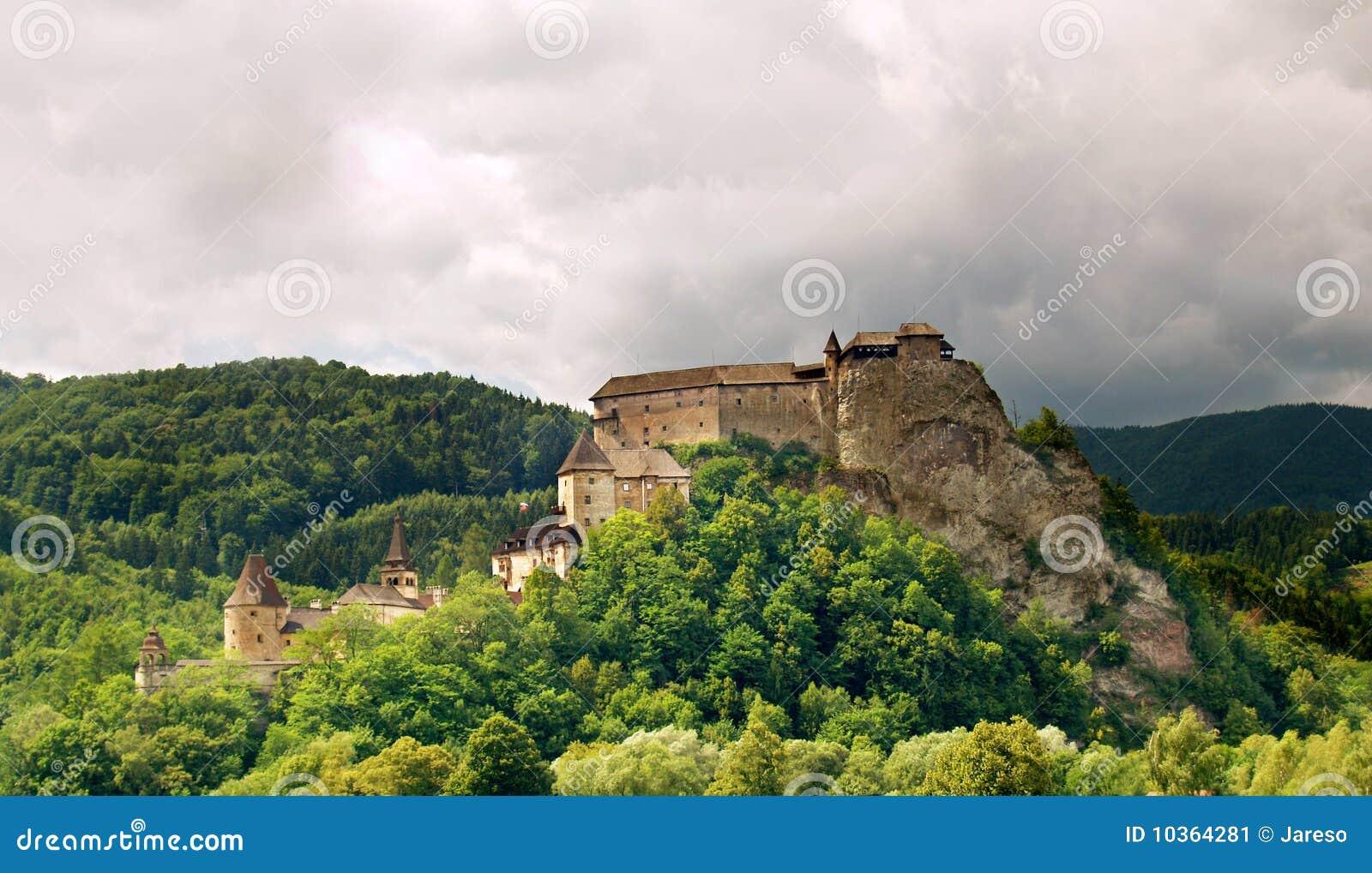 Orava de château