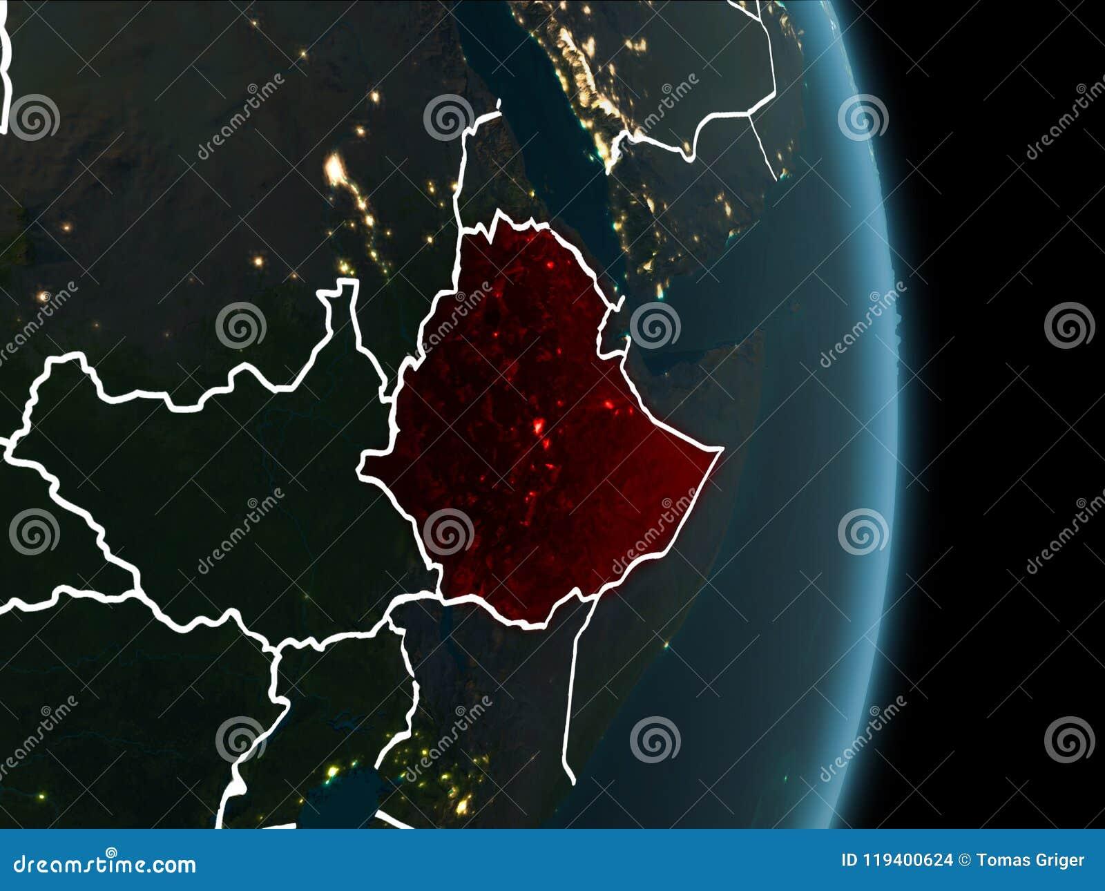 Orbit View Of Ethiopia At Night Stock Illustration ... on capital of ethiopia, afar region ethiopia, elevation of ethiopia, national flag of ethiopia, awash ethiopia, native animal in ethiopia, flora of ethiopia, satellite map kenya, village of ethiopia, city of ethiopia, road map ethiopia, gojjam ethiopia, geographic features of ethiopia, king of ethiopia, food of ethiopia, coordinates of ethiopia, aerial view of ethiopia, sodo ethiopia, nazret ethiopia,