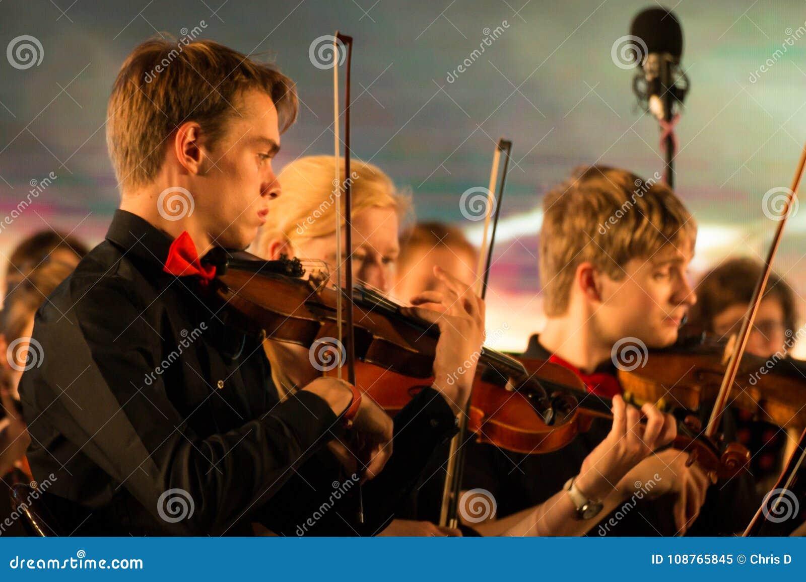 Orchestra sinfonica dell università di Lovanio
