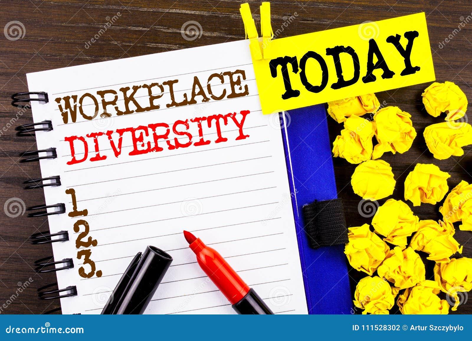 Ord handstil, textarbetsplatsmångfald Affärsidé för det globala begreppet för företags kultur för handikappet som är skriftligt p