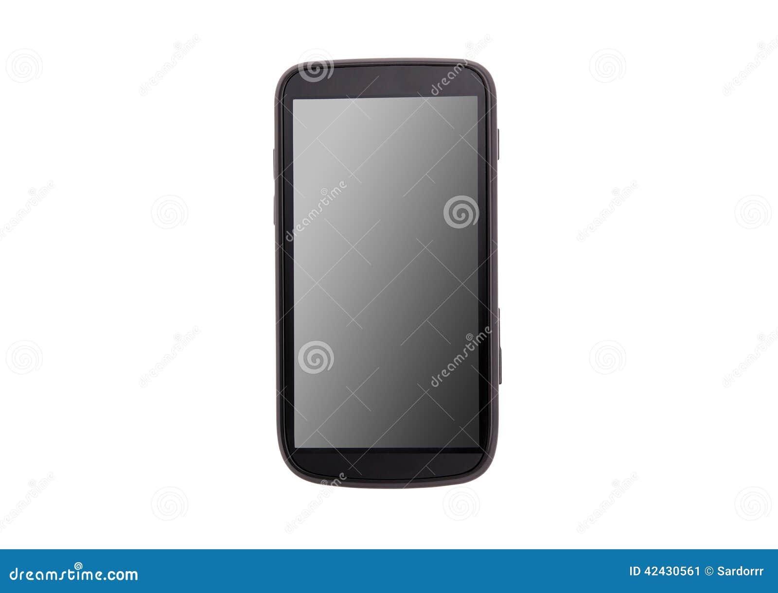 Ordenador de la pantalla táctil de Smartphone