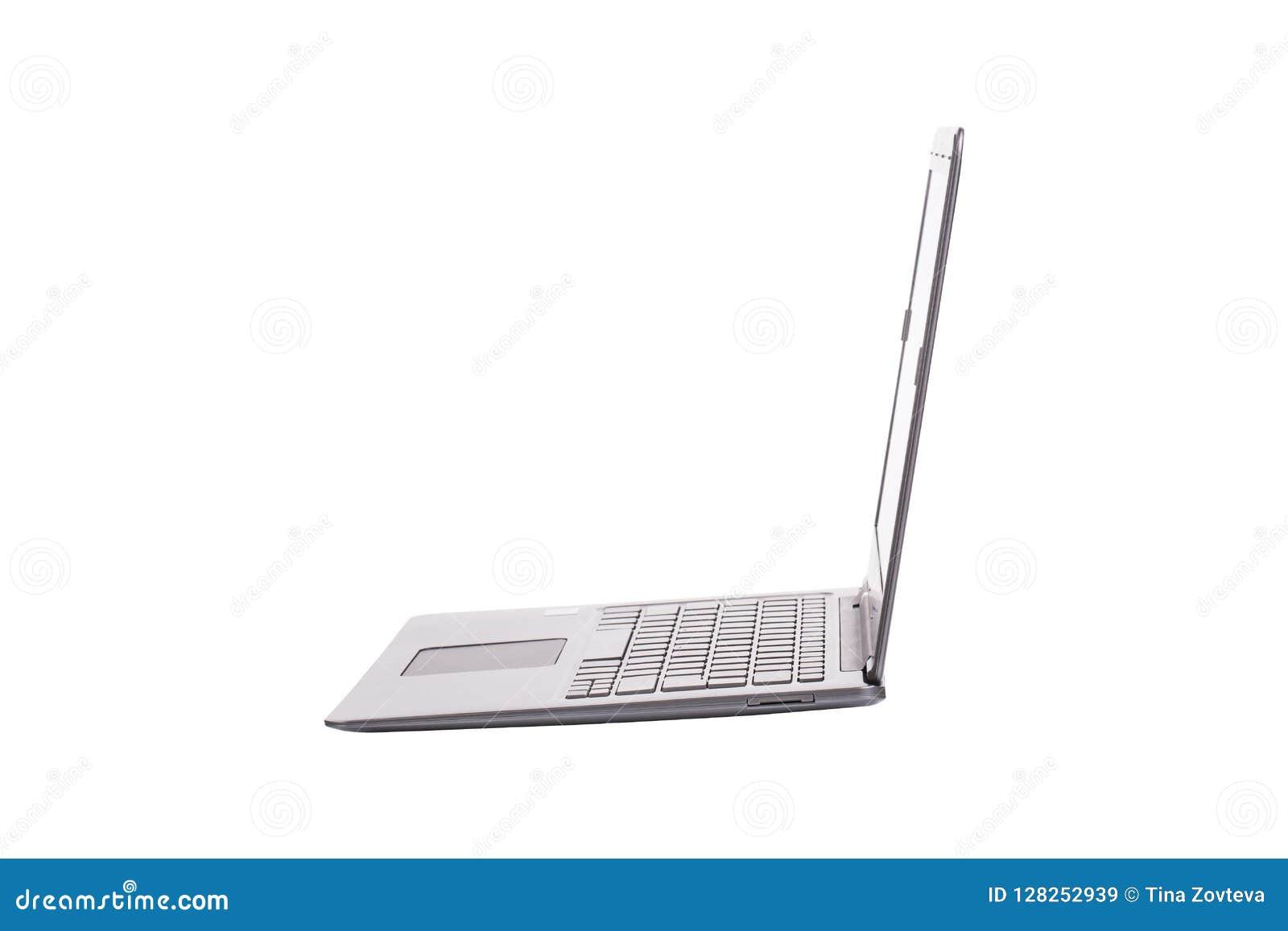 Ordenador portátil moderno