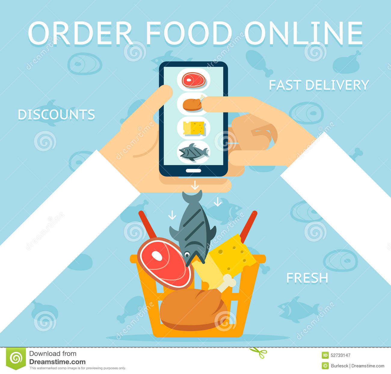 Seamlessly Order Food For Delivery Or Takeout With The Recently ...