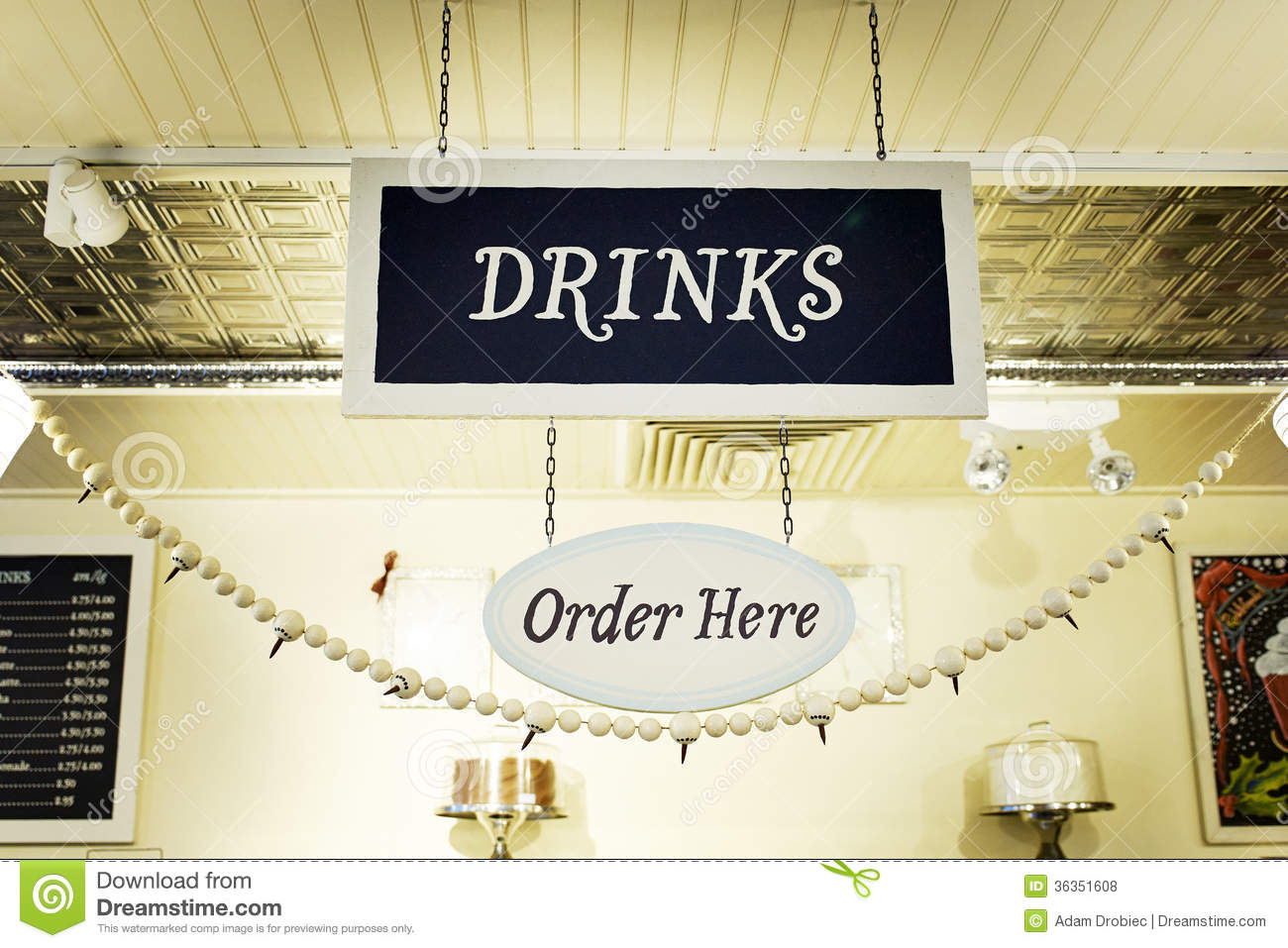Very best Order here stock photo. Image of indoors, sign, preparation - 36351608 PZ85