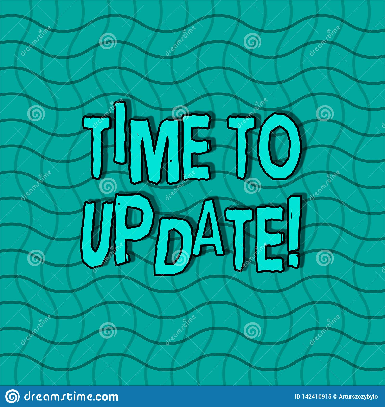 Ordhandstiltext Tid som ska uppdateras Affärsidéen för denna är det högra ögonblicket som gör något modernare nytt krabbt