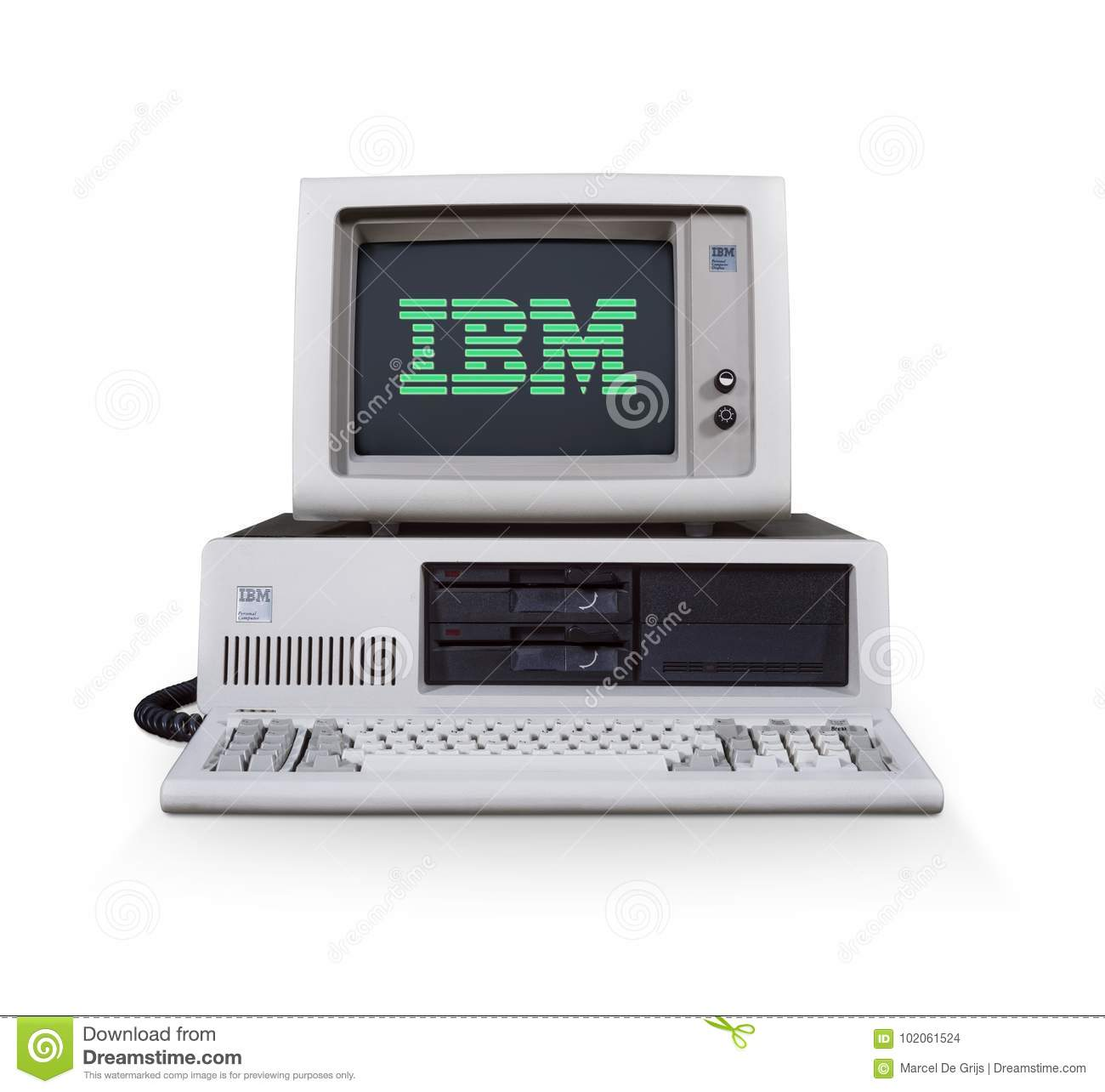 Ordinateur IBM