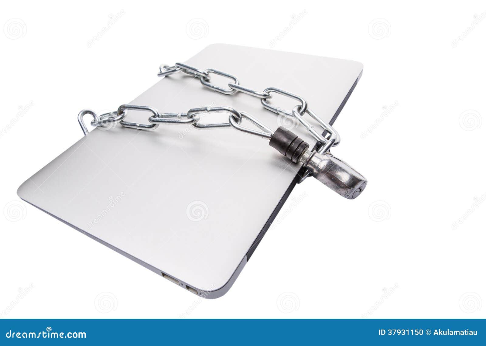 Ordinateur portable et chaînes IX