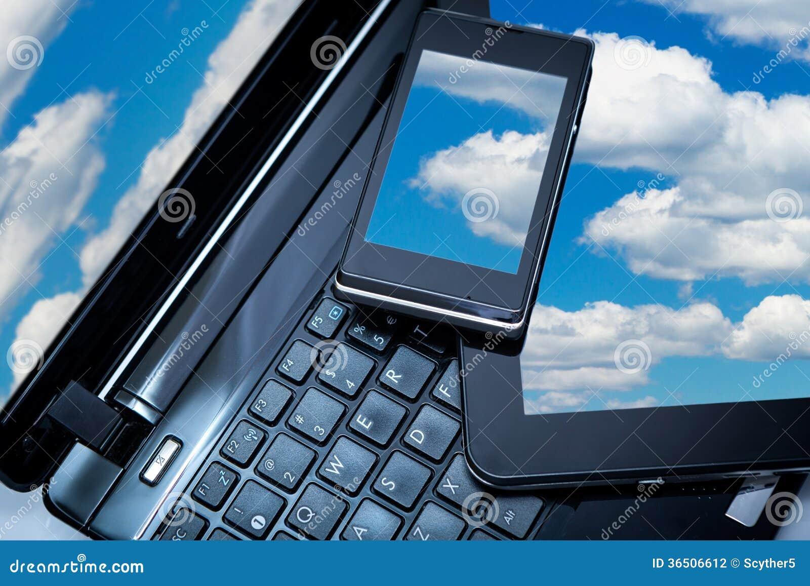 Ordinateur portable, Smartphone et tablette