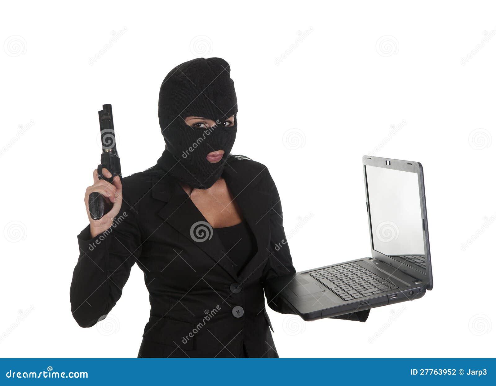 Ordinateur portatif d Ilegal
