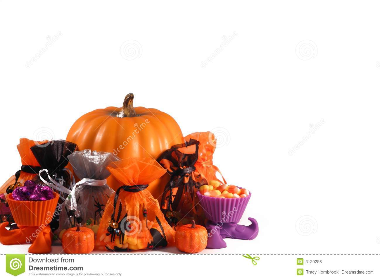 Ordningshalloween treats