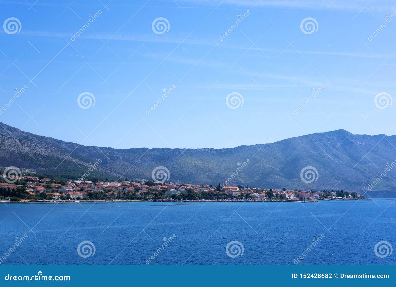 Orebic, Dalmatien