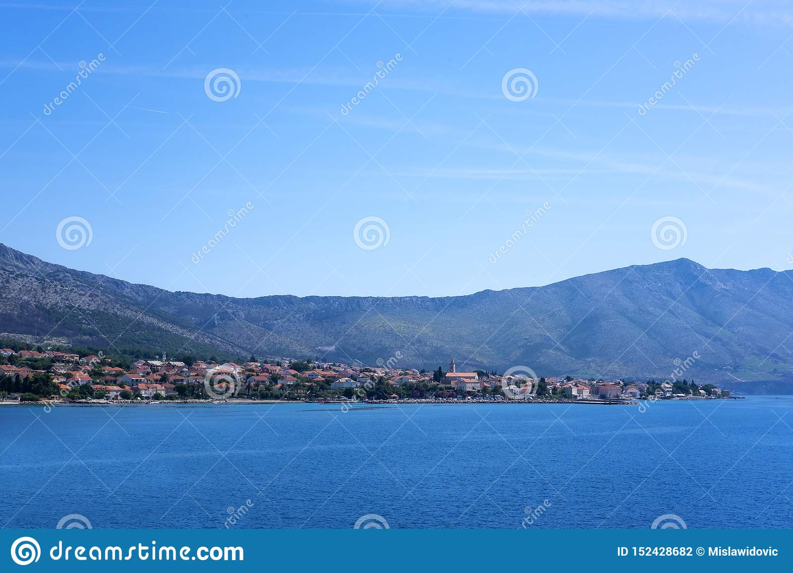 Orebic, Dalmazia